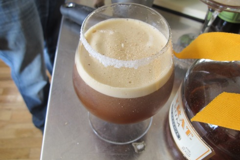 Spanish Iced Coffee